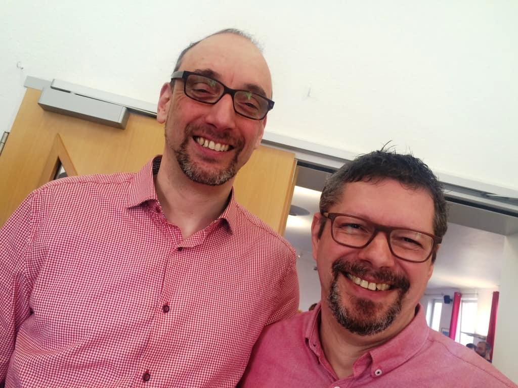 Thomas und Jochen