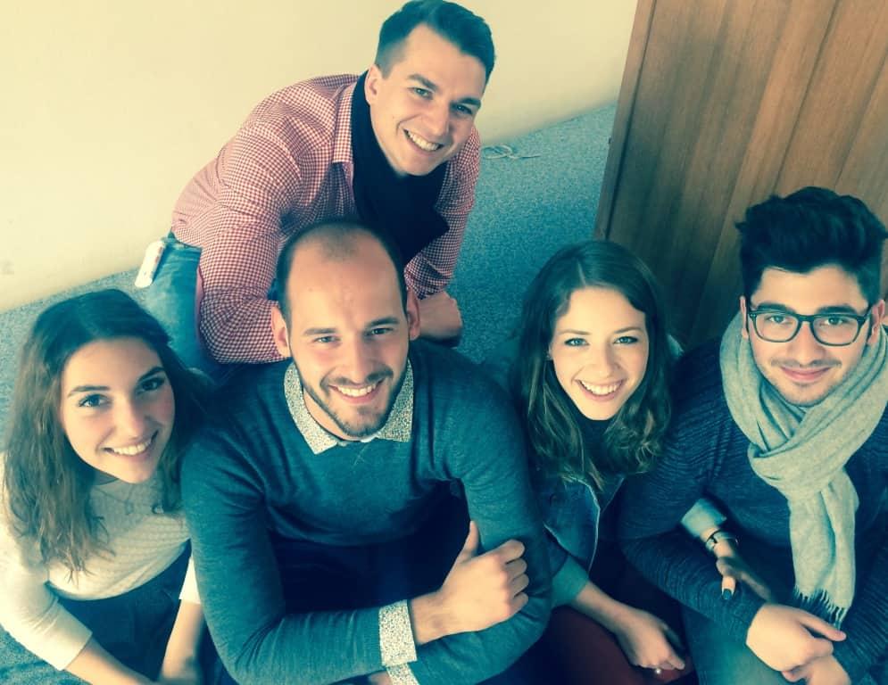 FBG Faces – Tabea, Pascal, Manu, Marie, Timeo