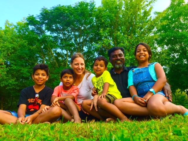 Simon India Family