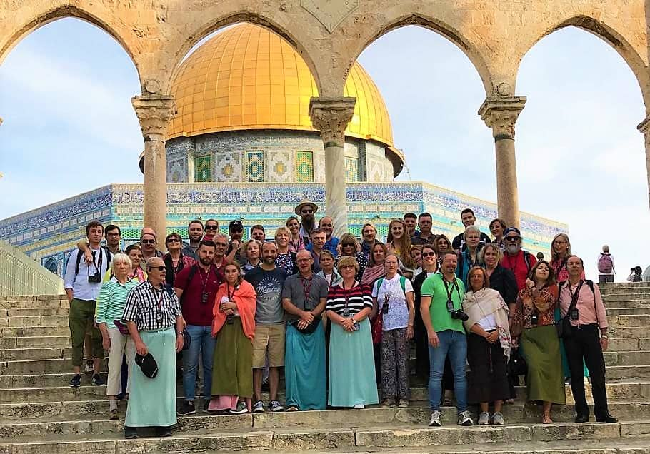 Teamfoto Israel