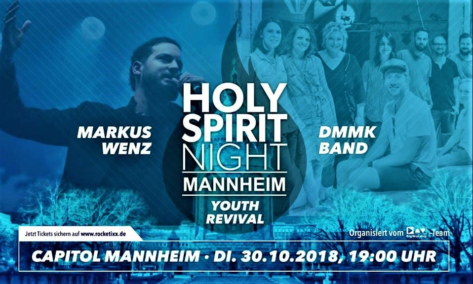 big worship Okt